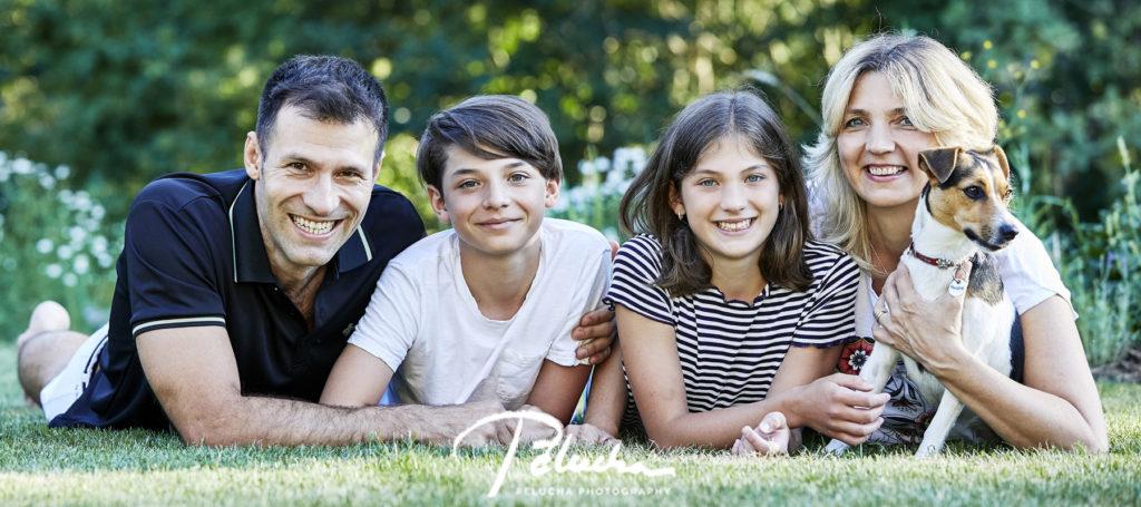Family photo be Foto studio Pelucha